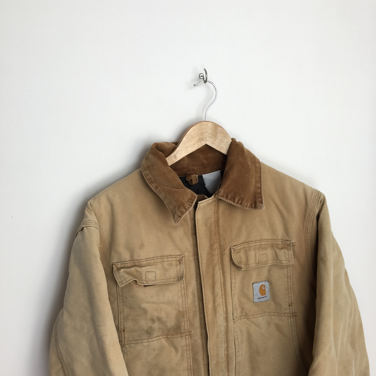 exquisite design best authentic thoughts on Carhartt Industrial Pocket Canvas Jacket - Good... - Depop
