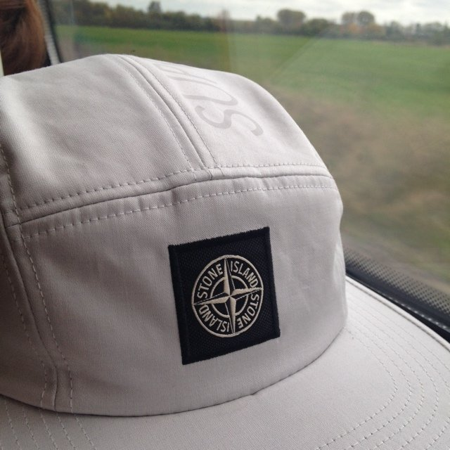 c5ca1f1a @jdiesel. 5 years ago. London, UK. SUPREME x STONE ISLAND CAMP HAT FW14. NEW  WITH TAGS!