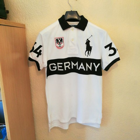 8da8aebe ... discount code for ralph lauren polo big pony germany custom fit shirt.  6 10 to