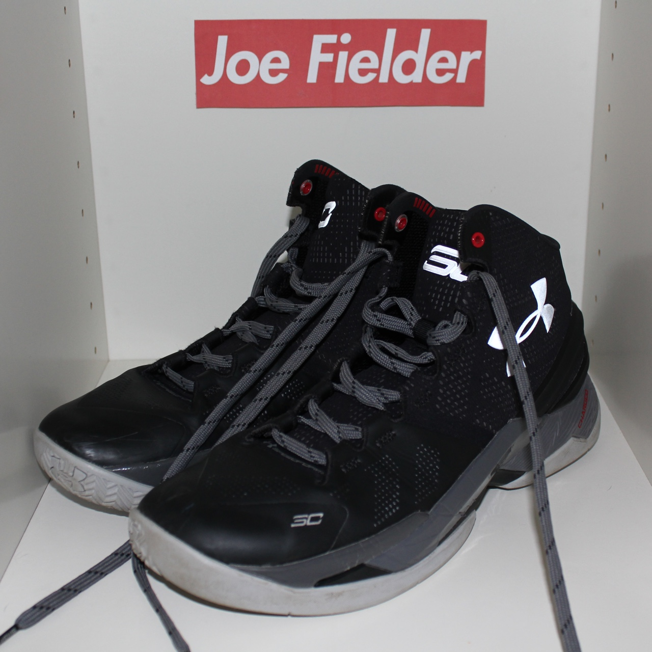 sale retailer ab969 b05bf WTS Under Armour Steph Curry Two basketball shoes ...