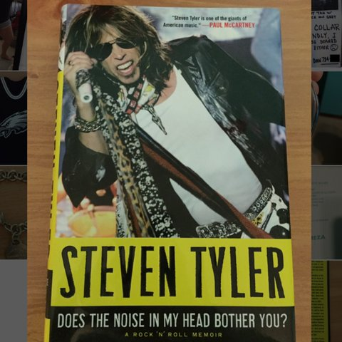 does the noise in my head bother you tyler steven