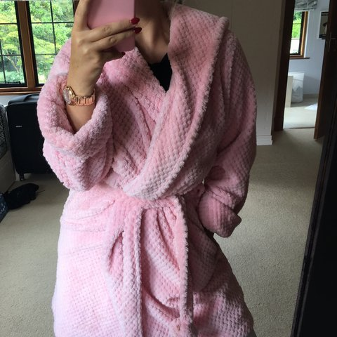 Boux Avenue Dressing Gown So Fluffy V Comfortable Size Depop