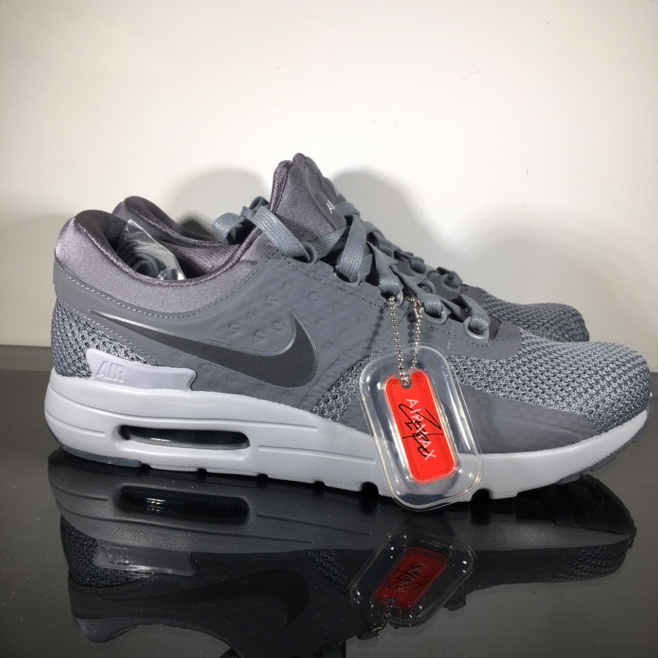 Nike air max zero QS | Cool grey | Brand new with Depop