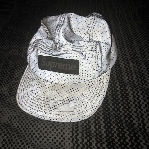c4c0b3700b328 Supreme reflective 5 panel. Great condition  SpringSale - Depop