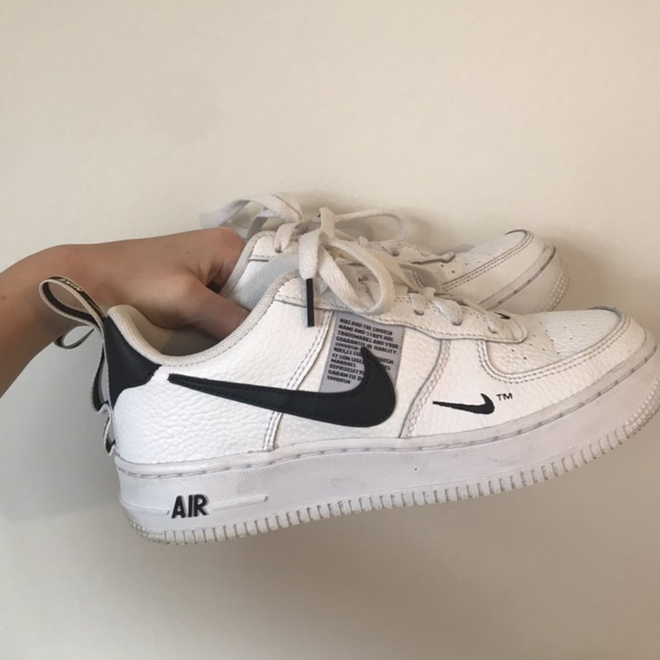 Nike Air Force 1 Utility. Size 4. Sold