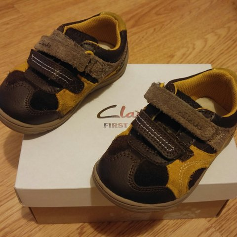 Kids' Clothing, Shoes & Accs Clarks Shoes 4.5 Infant Clothing, Shoes & Accessories