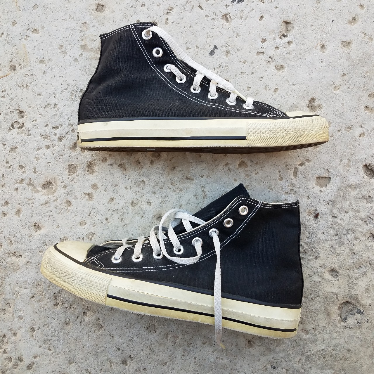 pretty nice latest design incredible prices 🔥FREE SHIPPING🔥 Vintage 70s Converse made in USA... - Depop