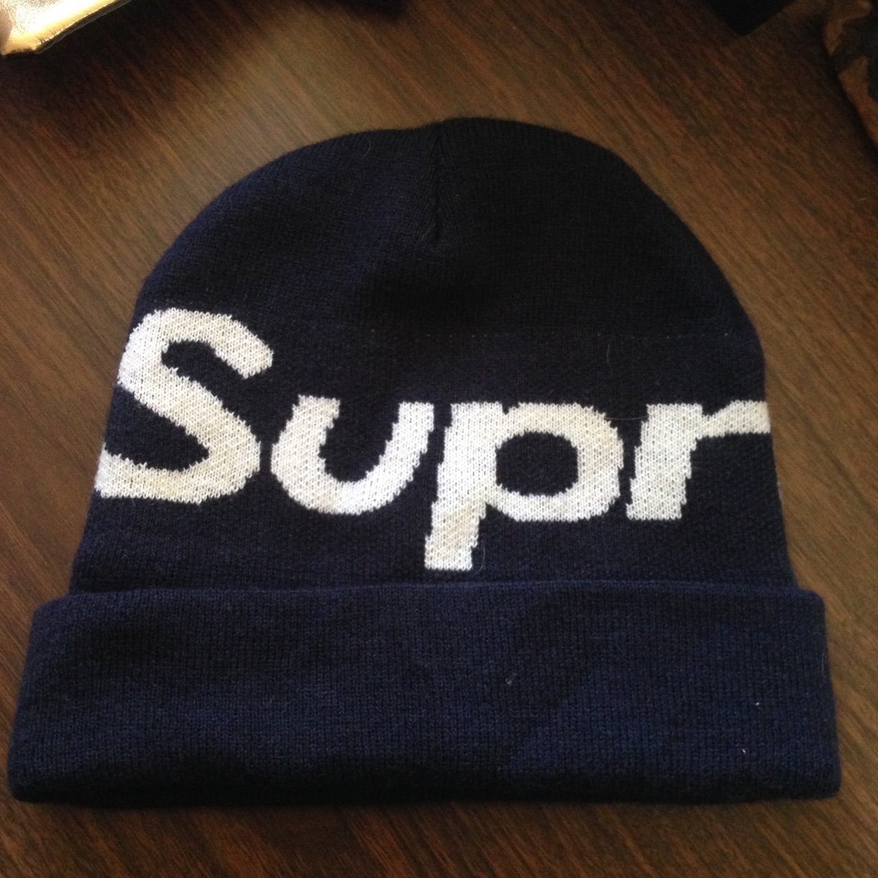 06965cc7c2d Authentic SUPREME Beanie. For guy or girl. Price negotiable - Depop