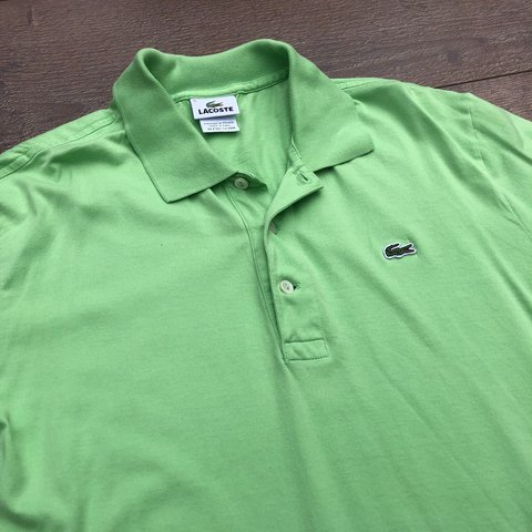 f6afe21bc 📦 FREE UK POSTAGE! 📮 Vintage Lacoste polo tee shirt • to - Depop