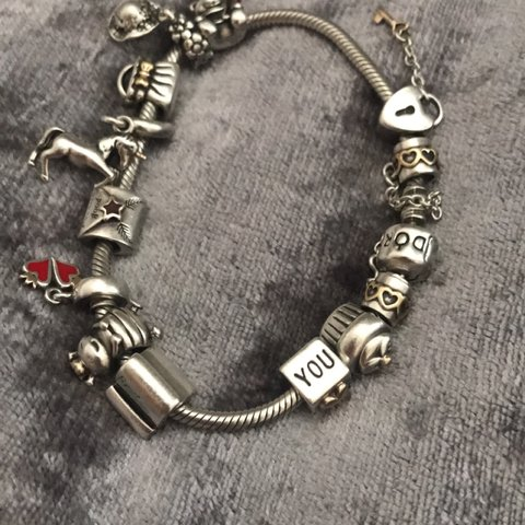 81a85dcbd @meeshababy. 8 months ago. Blackburn, United Kingdom. NOT SELLING SEPARATE  Pandora bracelet and charms