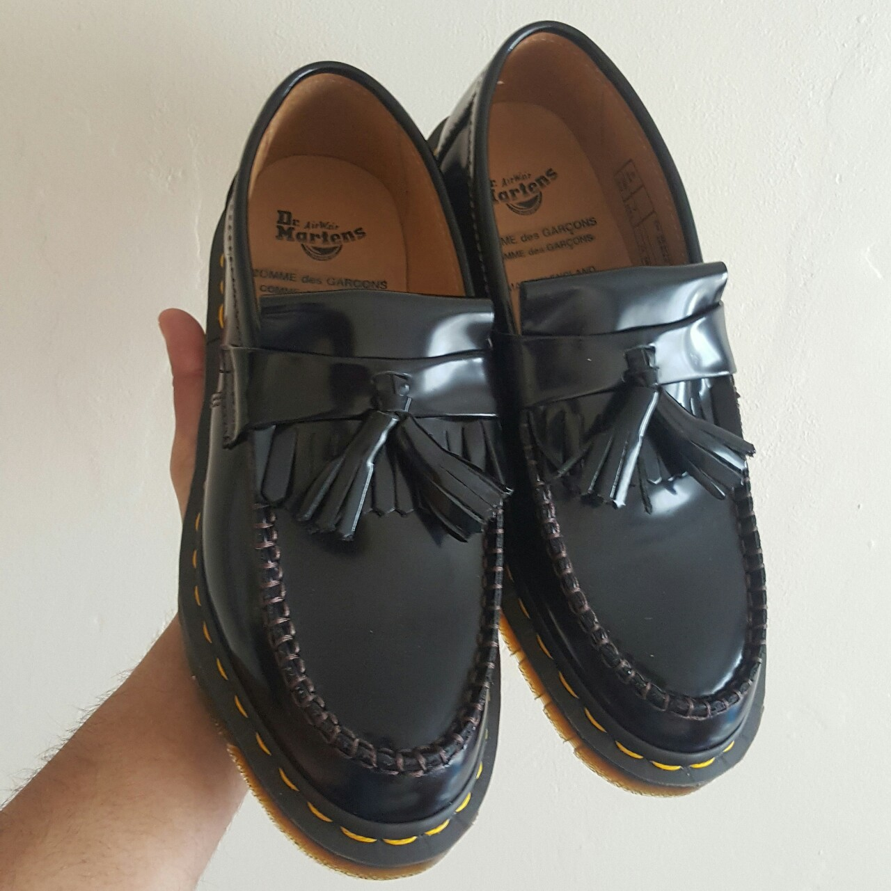 doc martens adrian loafers