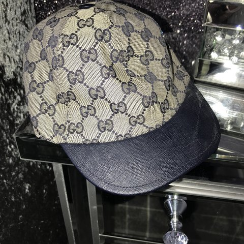 c4d891a6d302c Boys 100% genuine Gucci cap Size small (see size guide £120 - Depop