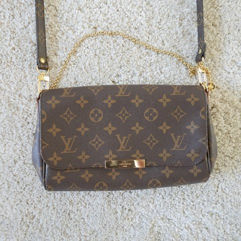 77300ad38a28  misfashionbound. 3 years ago. Netherlands. Authentic louis vuitton  favourite mm ...