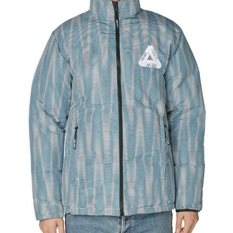 Palace X Adidas Reversible Down Jacket