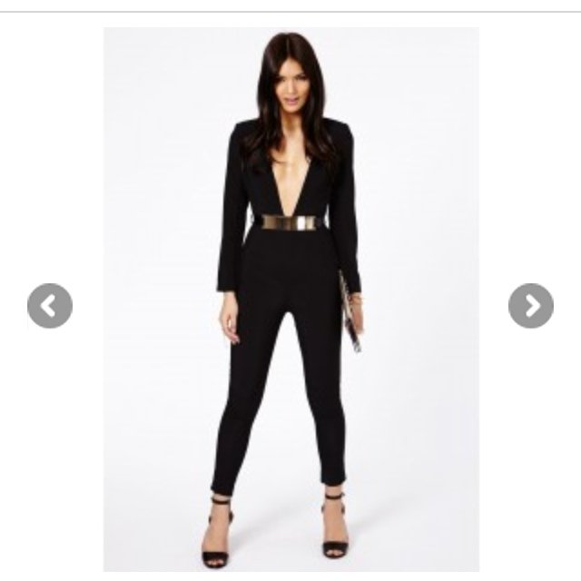 776a18471172 Missguided jumpsuit still in packaging