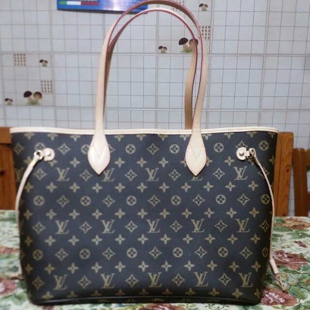 7adfae3382ad ❤VENDO❤ Borsa LOUIS VUITTON (replica) Monogram Neverfull di - Depop