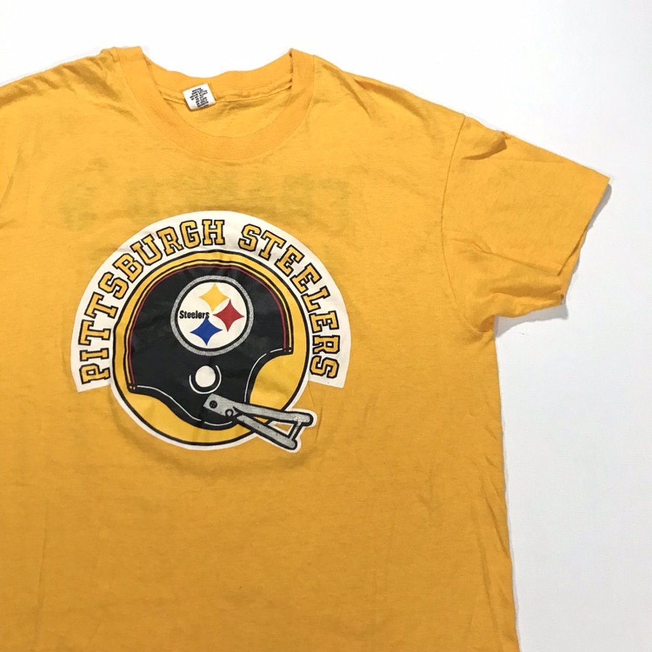 ca680e057 Vintage 70 s Pittsburgh Steelers shirt. Made in USA