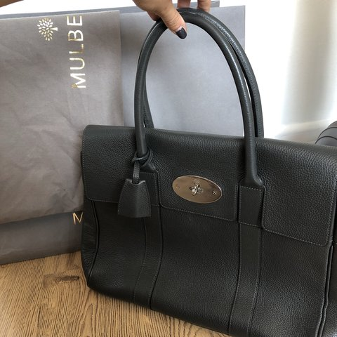 Thinking of selling my Bayswater pebble print mulberry - is - Depop 9875fbd74ac1d