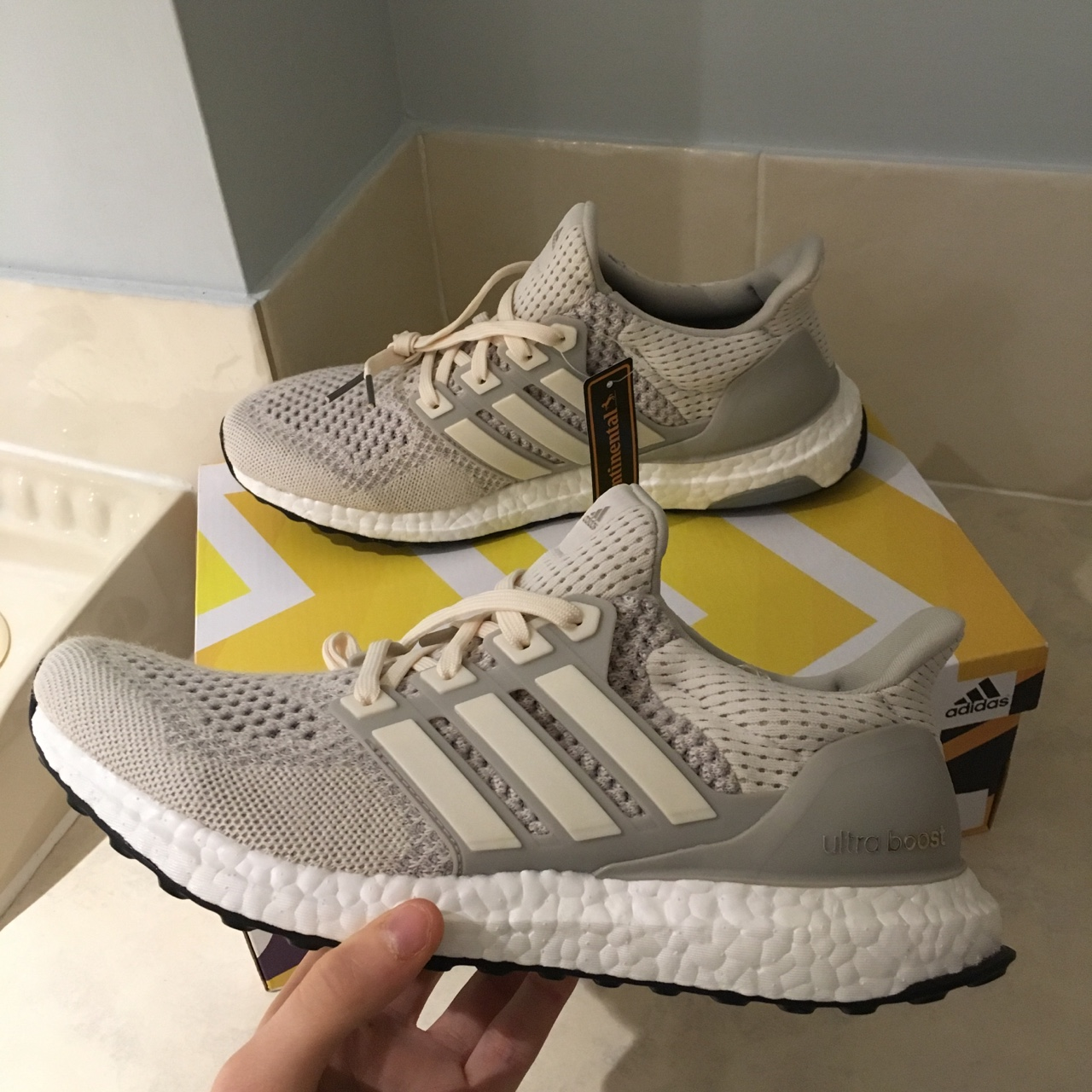 *NEW WITH TAGS* Adidas Ultra Boost UB Limited Depop