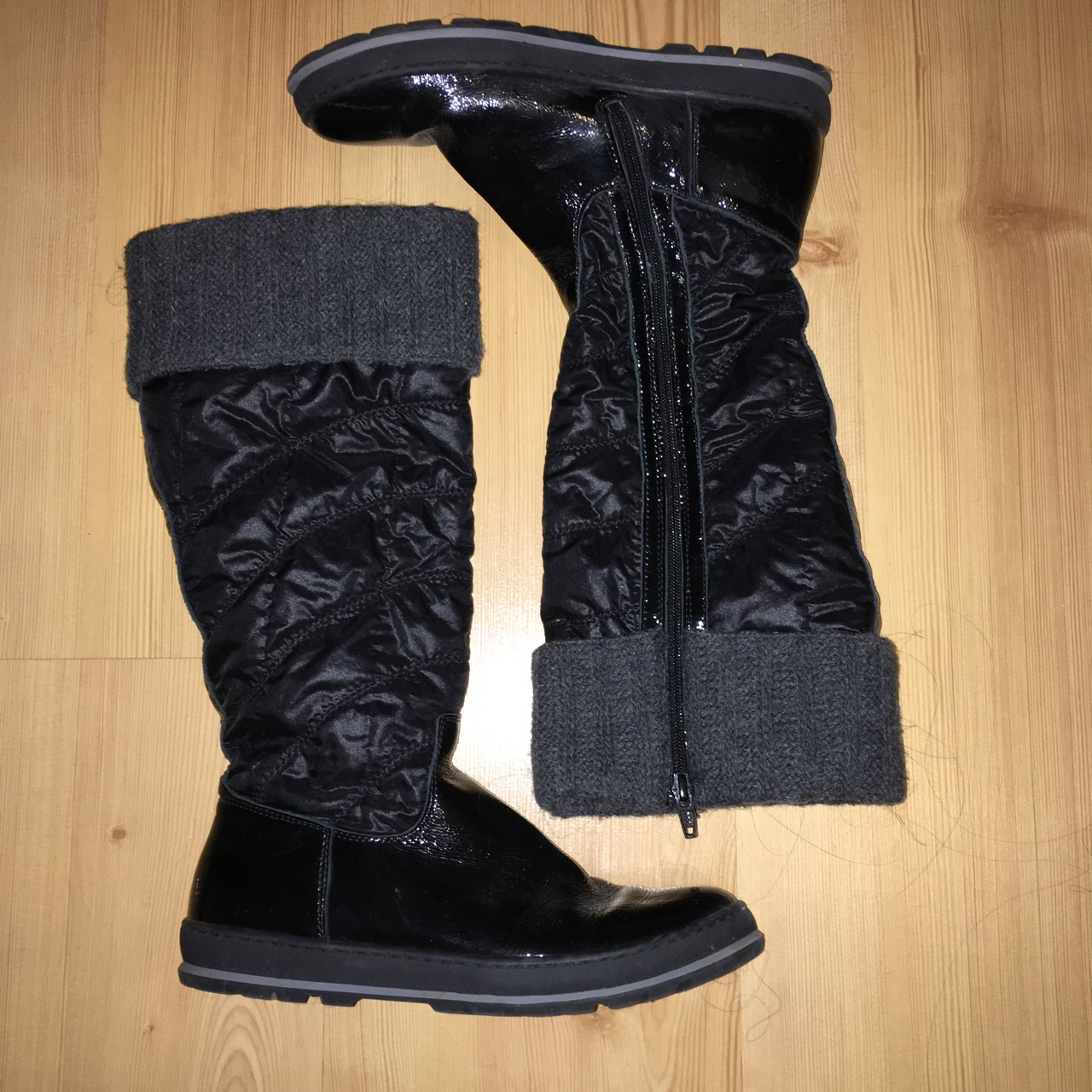 Kids boots from Russell and Bromley