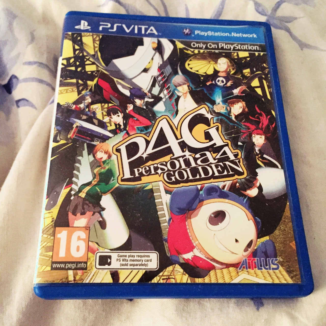 Following in the footsteps of Persona 3 Portable,    - Depop