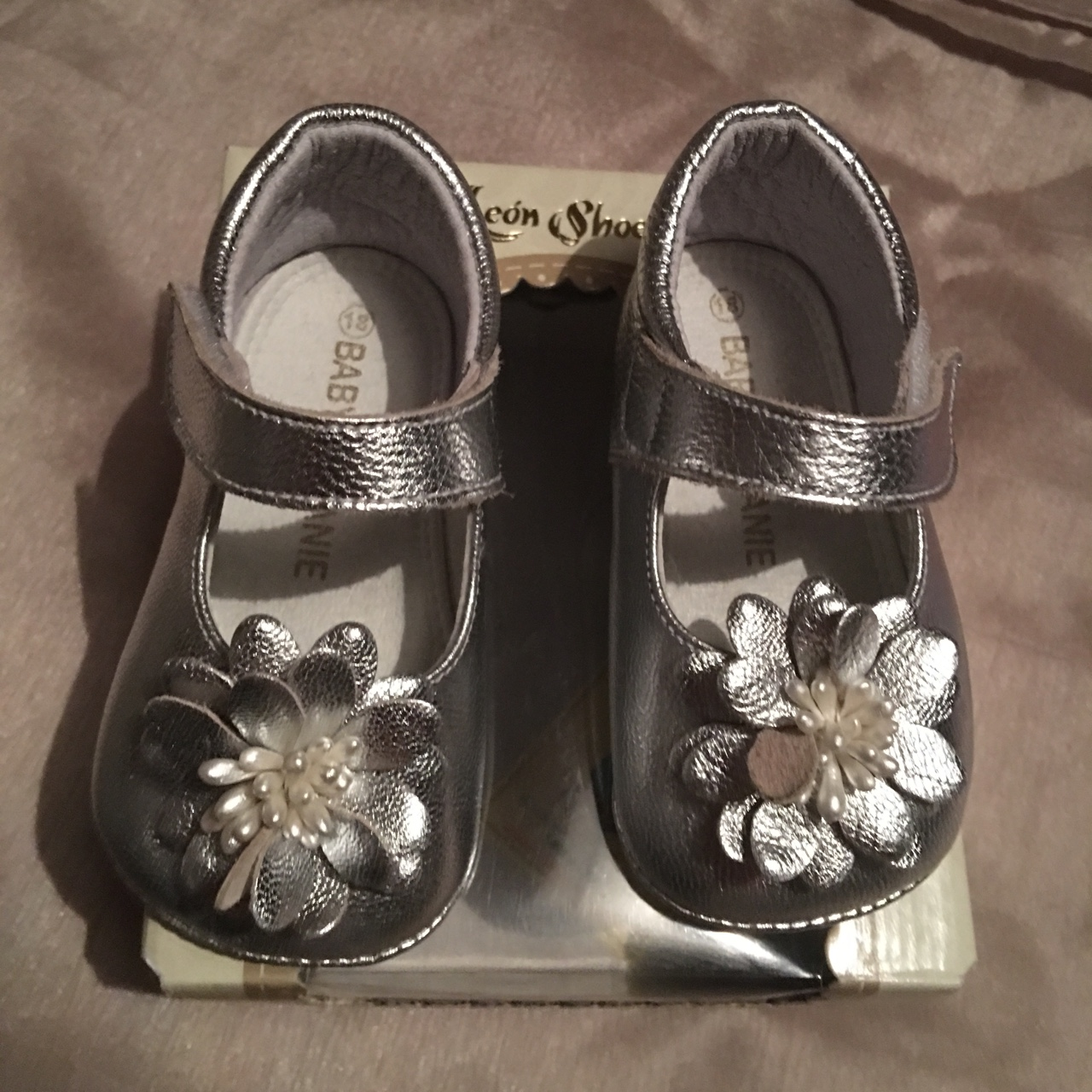 size 18 baby shoes