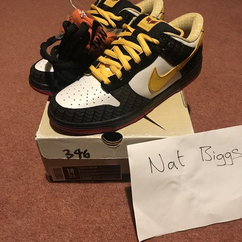 cheap for discount a20c9 67a00  natbiggs. 5 months ago. Burton upon Trent, United Kingdom. Nike SB Dunk  Low EMB ...