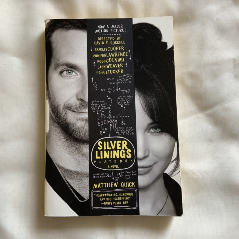 130efad6f Silver Linings Playbook by Matthew Quick... - Depop