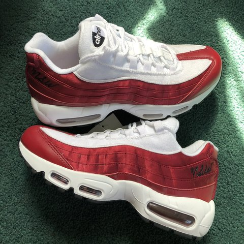 """reputable site e89e2 3d6c4  chriss moreno. last month. Los Angeles, United States. Brand new without  box Nike Air Max 95 """"LX NSW"""" women ..."""