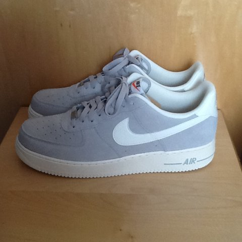 buy online b384e c5235  shoedent. 3 years ago. Southampton, Southampton, UK. Nike Air Force 1  Blazer  Pack  - Strata Grey Sail ...