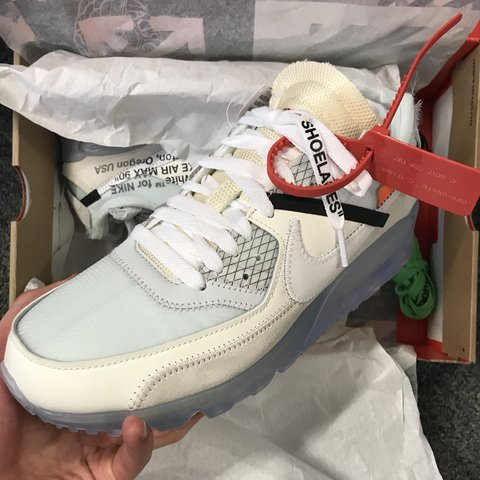 separation shoes e90b9 ee463 Off White x Nike Air- 0