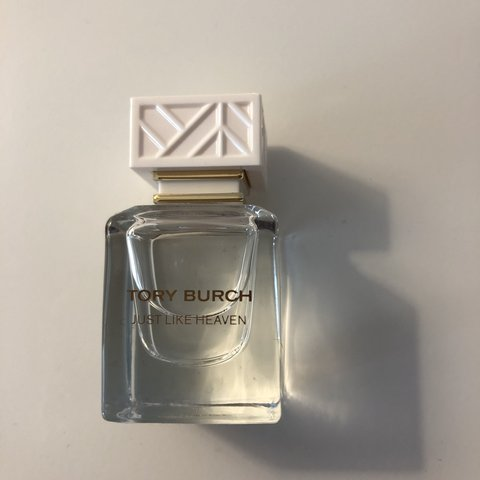 781ef915ac8 Tory Burch Just Like Heaven perfume. Never used and such a I - Depop