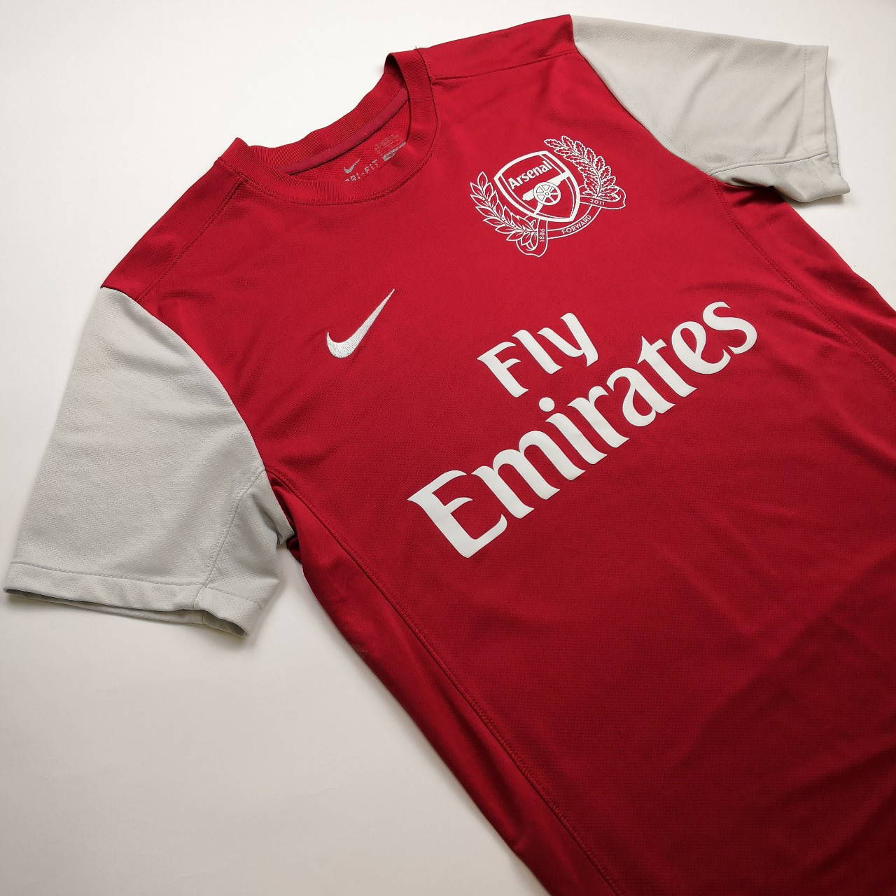 online retailer 161b5 f9ad0 ARSENAL FC 2011/2012 NIKE HOME SHIRT IN MENS ...