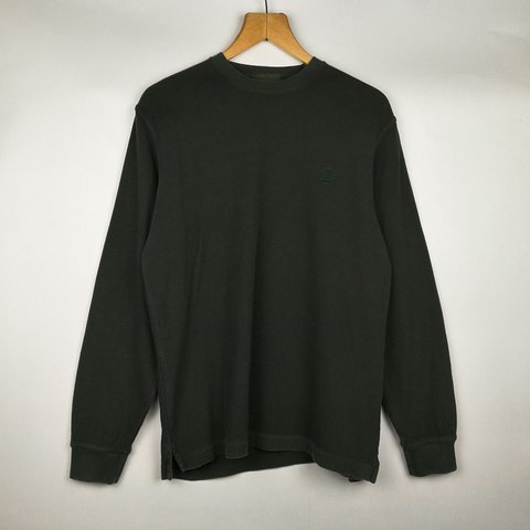 reputable site e1a3f cb030  pacifye. 7 months ago. Bedford, United Kingdom. VINTAGE FOREST GREEN TIMBERLAND  CREWNECK ...