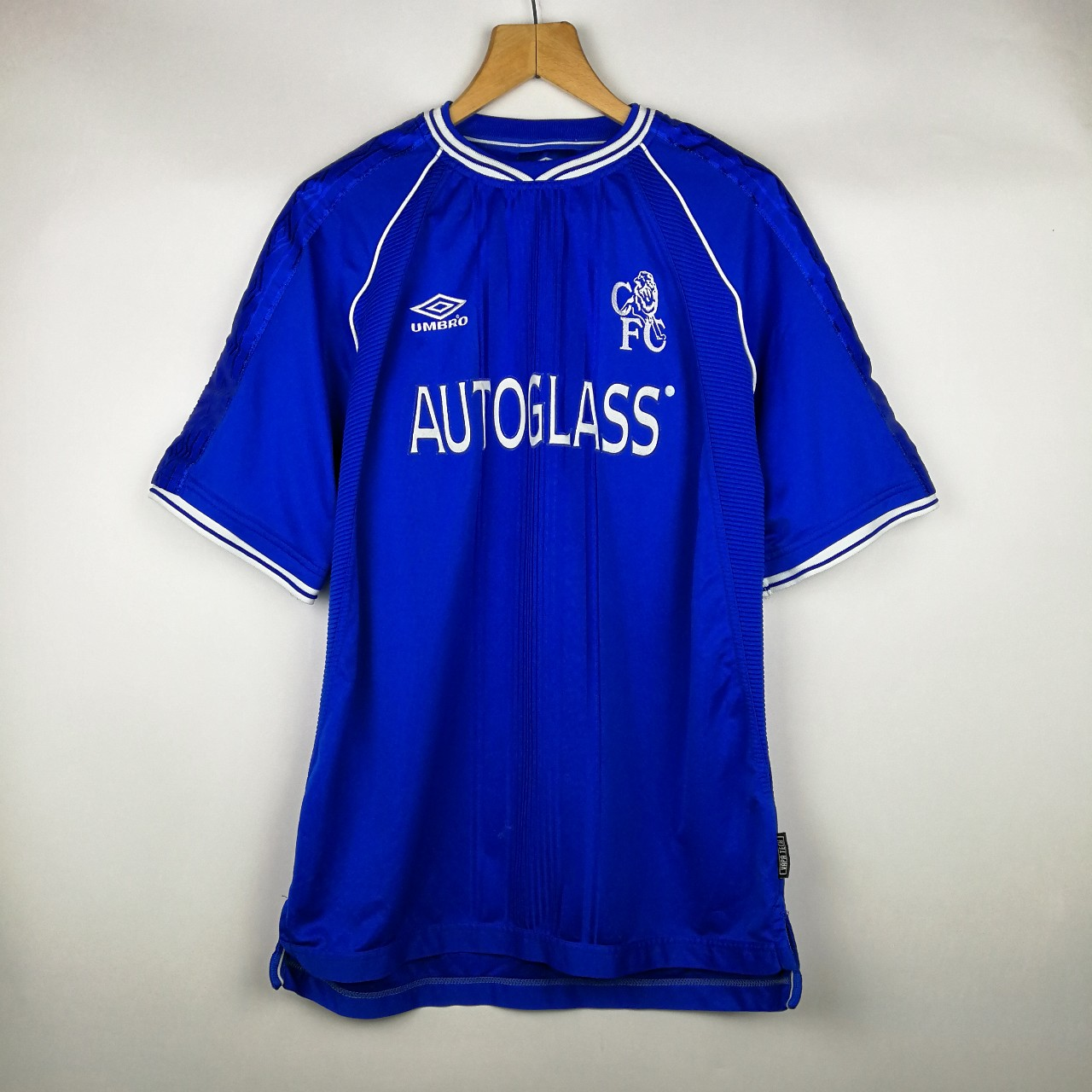 new products 4e0af 84dae VINTAGE OVERSIZED UMBRO X CHELSEA FC 1999/2000 S ...