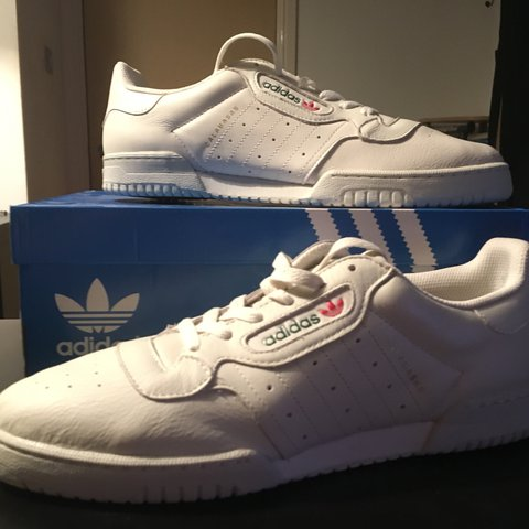 eaaaf65c @joesecker. 2 years ago. Manchester, UK. YEEZY Powerphase Calabassas OG  white / cream ...