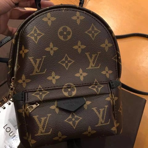 6919818fef4e Louis vuitton palm spring backpack mini
