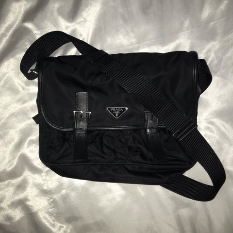 fd41ab35b133 AUTHENTIC PRADA NYLON CROSSBODY BAG Very good condition