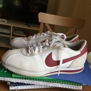 Amigo Manifestación información  Nike Cortez. I have a wide foot so didn't wear... - Depop