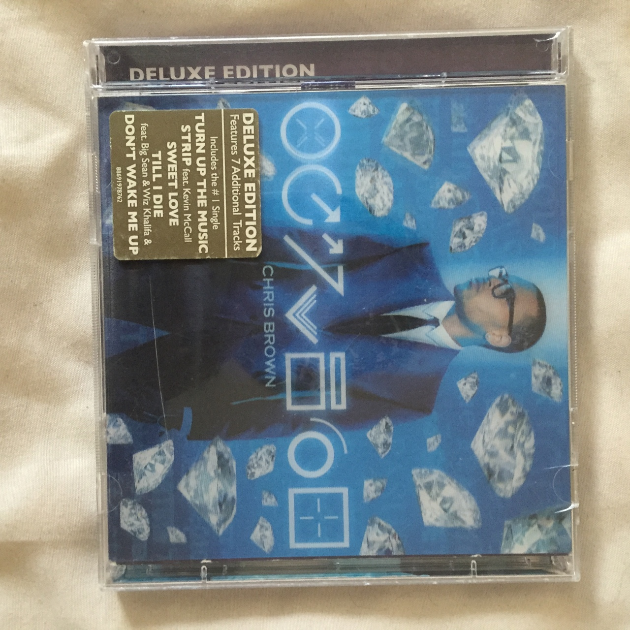 Chris brown fortune deluxe edition  #chrisbrown #music - Depop