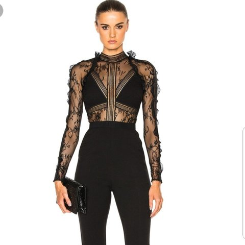f5549c25033 Reduced.. Self Portrait Jumpsuit