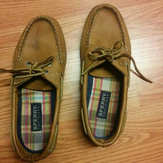 Women S Sperry Top Sider Boat Shoes With Non Marking
