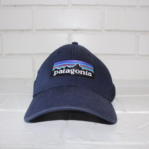 0aeedade @simonduyungan. 3 months ago. Orange, United States. Patagonia P-6 Logo  LoPro Trucker Hat in Navy Blue