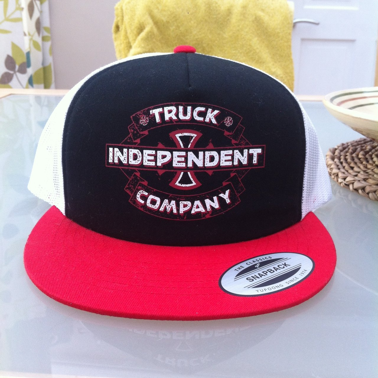 Independant trucker SnapBack hat. Brand new cdcc8f428d5