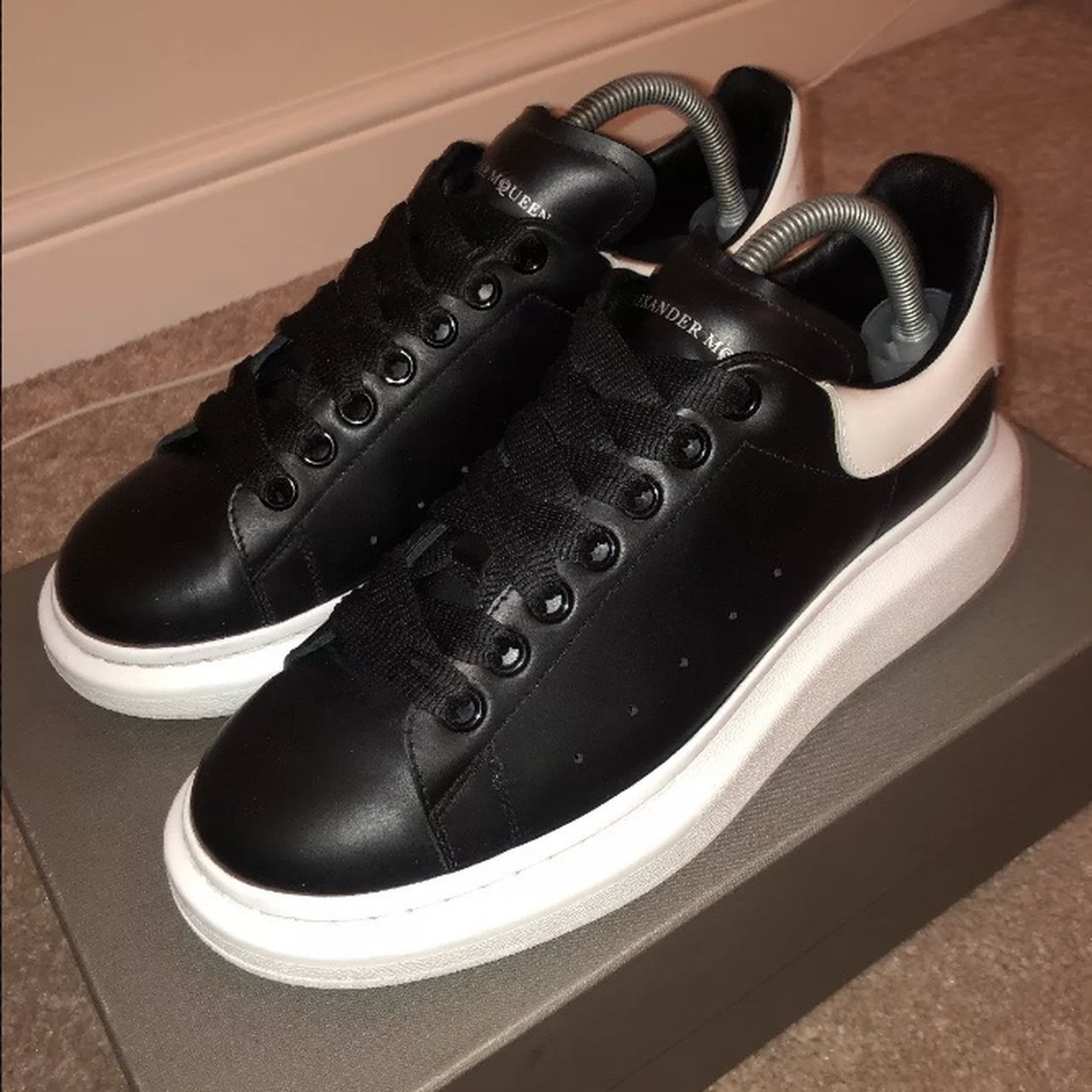 alexander mc queen trainers
