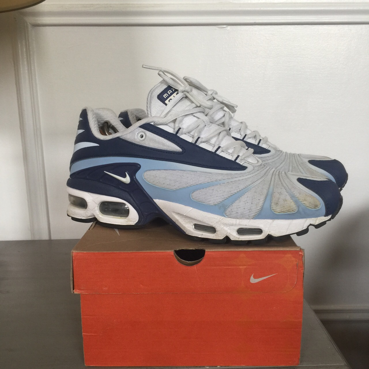 online retailer 7babb 8beab Wts Nike air max Tailwind 5 plus TN from 2007... - Depop