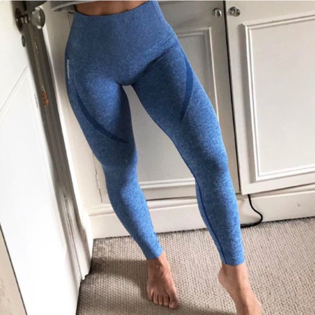 22b737750ec708 @jadehorsey. 2 years ago. Hertfordshire, United Kingdom. Gymshark seamless  leggings. Sold out in size XS. These are high waisted ...