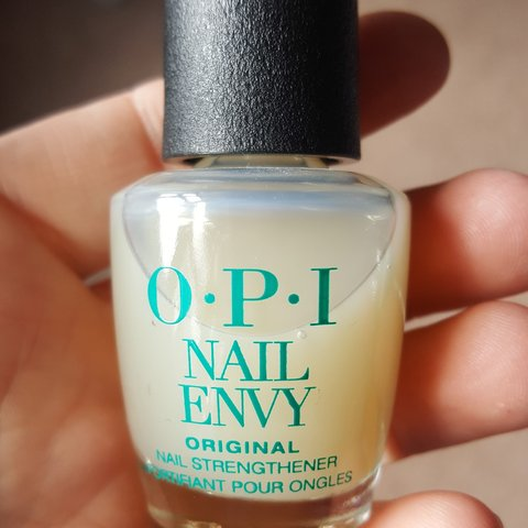 Original and epic O.P.I Nail Envy. Brand new unwanted gift. - Depop