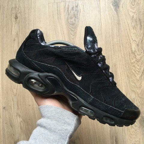 14ba67b850 ... where can i buy nike air max plus tn boss suede 2014. uk9. natural