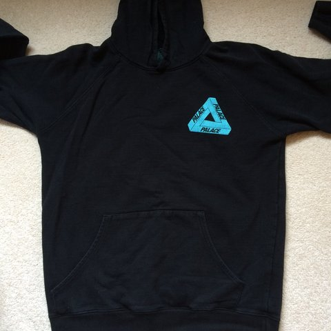 4a591c0141ad Old and rare Palace Tri-Ferg Iced Out Hoodie size s - 8 10 - - Depop
